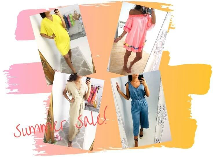 bows boutiques summer sale what to buy 2019
