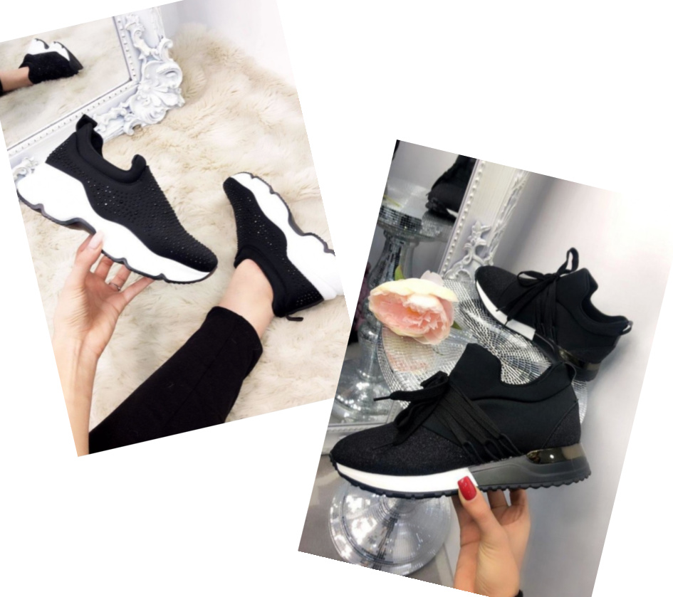 Fashion Trainers | Womens Trainers