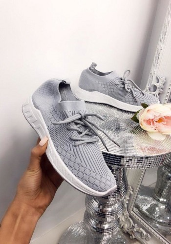 Aya Fly Knit Trainers