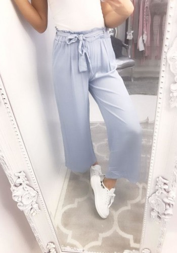 Dahlia Flow Wide Leg Trousers