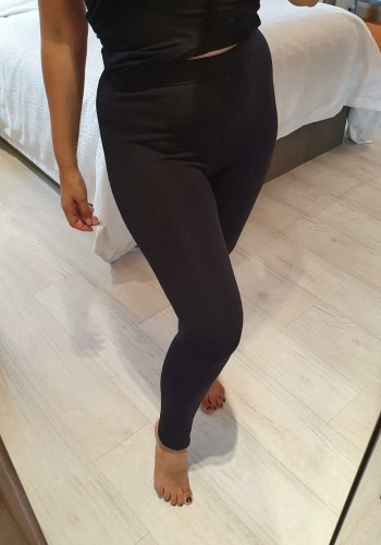 Shona Thick Super Soft Stretchy Thermal Leggings