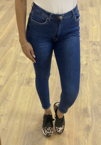 Morocco Denim Super Stretch High Waist Jeans