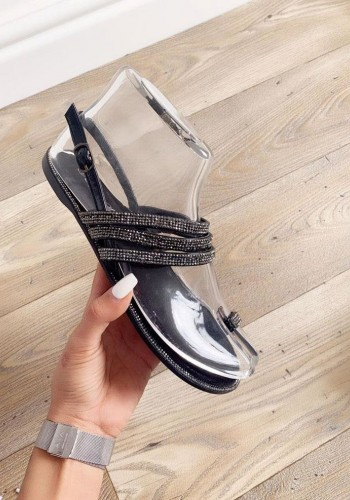 Jayden Diamante Strappy Sandals