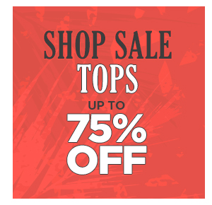 25% off new in!